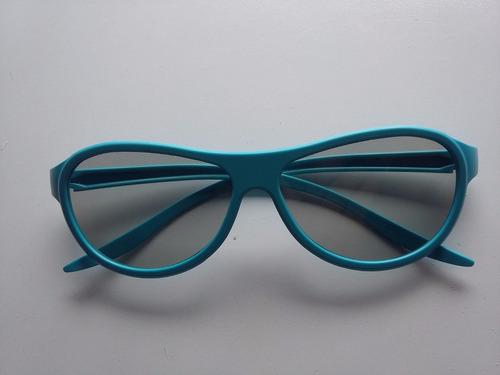 oculos 3d lg  azul