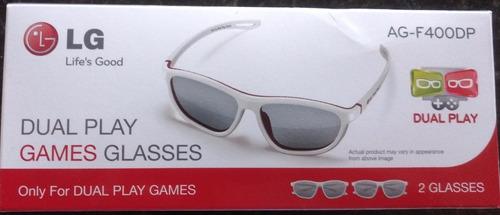 5b138320b Óculos 3d Lg Dual Play Polarizados Ag-f400dp Original - R$ 69,90 em ...