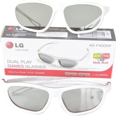 d402d142d Óculos 3d Lg Dual Play Polarizados Ag-f400dp Original - R$ 69,90 em Mercado  Livre