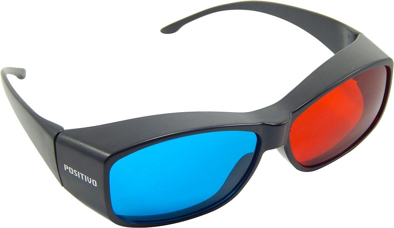a616eb5edb97c Óculos 3d - Positivo Òtima Qualidade 100% Original !!! - R  15