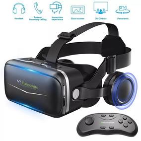 a1f61d4a5 Oculos De Realidade Virtual Com Fone Luva E Controle - Óculos de Realidade  Virtual no Mercado Livre Brasil