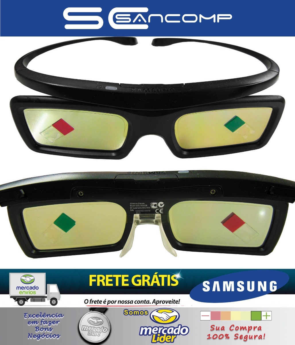 Tag  Oculos 3D Funciona Em Tv Normal 8f3481368f