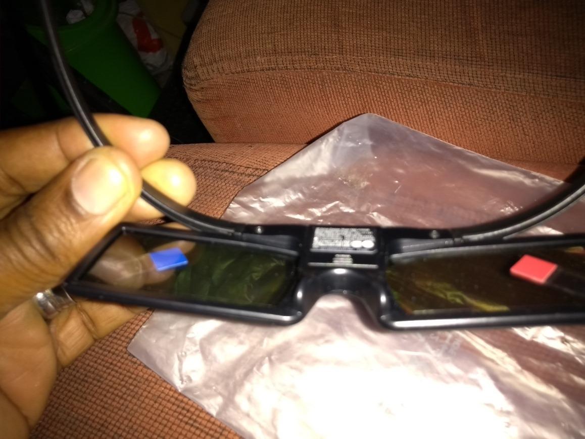 Óculos 3d Samsung Ativo Ssg-4100g - R  28,00 em Mercado Livre d64cdcb1a9