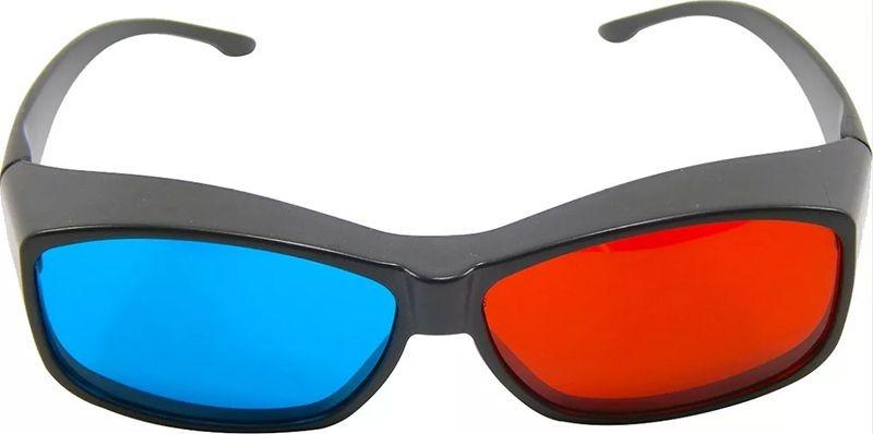 382df6f2f129f óculos 3d ultra resistente ótima qualidade red cyan. Carregando zoom.