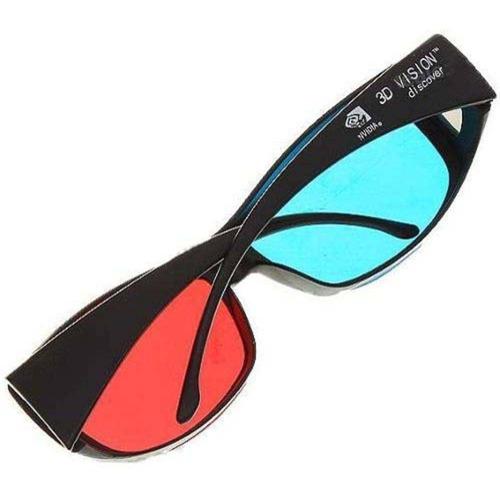 óculos 3d vision discover nvidia