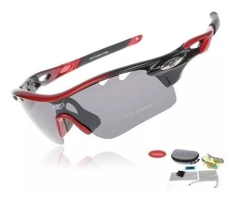 óculos 5 lentes polarizado eocsport 3 modelos 12 x s/juros