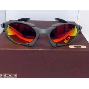2e99a164f6595 Oculos De Sol Freedom Oakley Juliet - Óculos no Mercado Livre Brasil