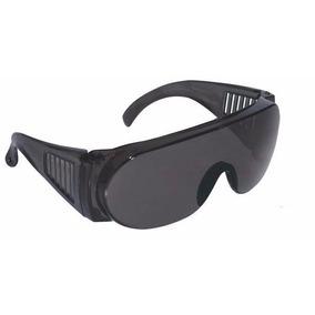 583b64eb07420 Oculos De Seguranca Sobrepor Panda Cinza Kalipso 24 Un.