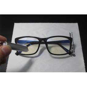 97d36f2a457ef Óculos Gamer Anti Raios Azuis Para Dor Nos Olhos E Insônia