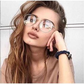 c4ef8a169b6e2 Oculos Tumblr De Grau Redondo - Óculos no Mercado Livre Brasil