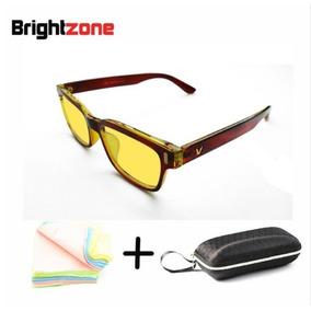 526ac46a049d6 Oculo Bloqueador Luz Azul Lente Incolor - Óculos no Mercado Livre Brasil