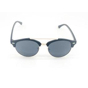 06ab2af8b319e Óculos De Sol Vezatto Preto Aviador Acetato Metal Yd1702 C1