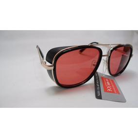 a69f85aa8 Oculos Tony Stark Homem De Ferro Iron Man Lente Vermelha. R$ 89