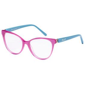 0a526a3add520 Oculos Grau Lilica Ripilica - Óculos Rosa no Mercado Livre Brasil