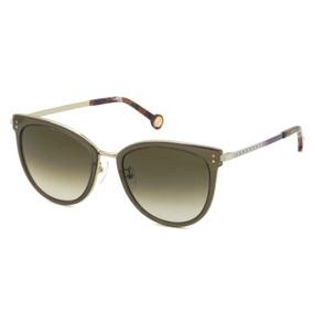78365d072 Óculos Carolina Herrera She102 Col.08fe 53 - Lente 53mm