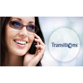 6c5296d520600 Lentes Transitions No Seu Grau - Óculos no Mercado Livre Brasil