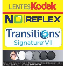 9c43409d81bec Lentes De Grau Fotosensiveis Transitions Uv 400 Antireflexo - Óculos ...