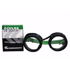 d30039935dc4a Óculos De Solda Carbografite maçariqueiro no Mercado Livre Brasil
