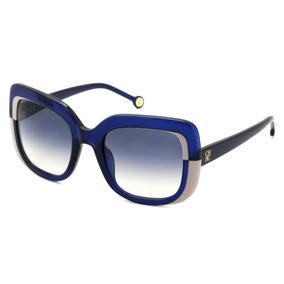 33ce53903 Óculos Carolina Herrera She786 Col.0agq 53 - Lente 53mm