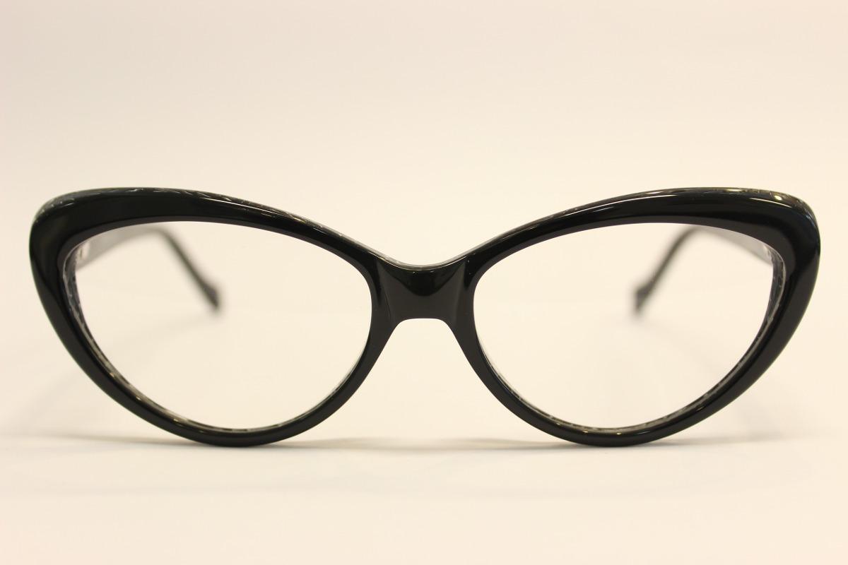 89bc9ecb9b541 Óculos Acetato Italiano Via Lorran 100% Originais - R  385,00 em ...