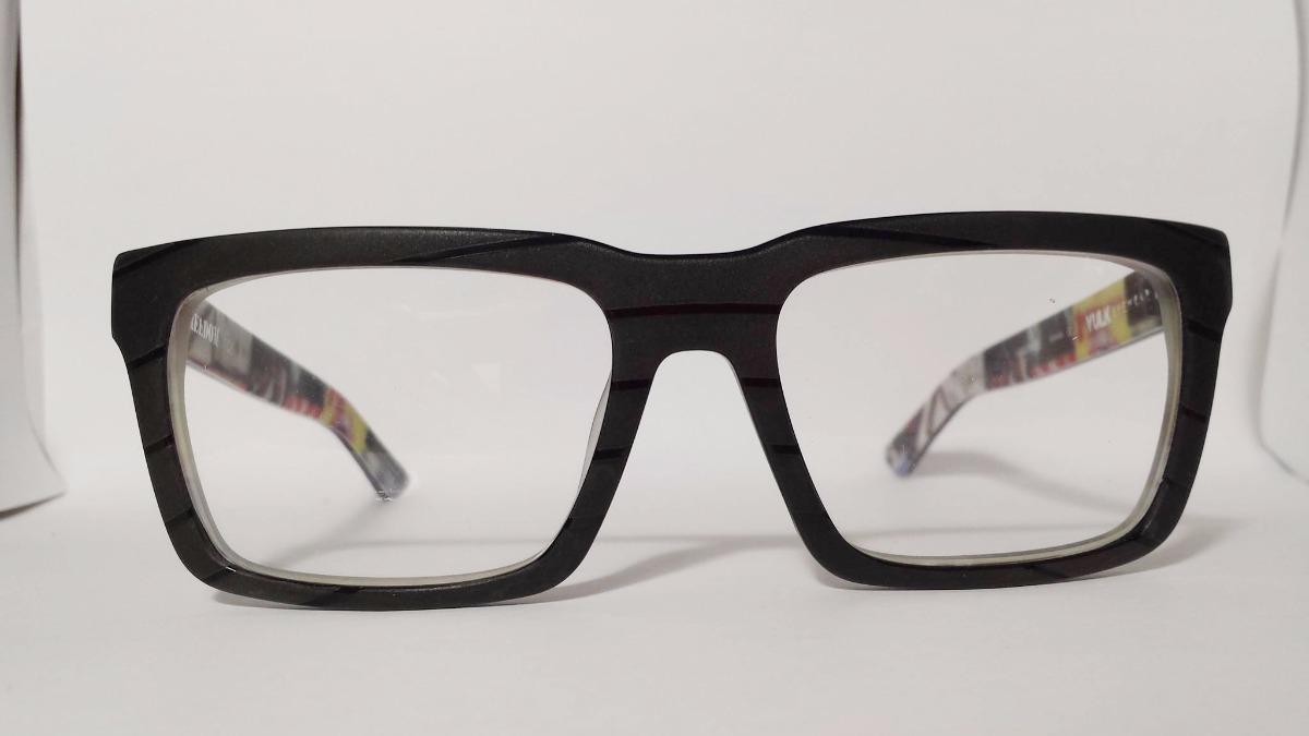 óculos aemação acetato masculino tamanho 55 preto freedom. Carregando zoom. 551d0256ba