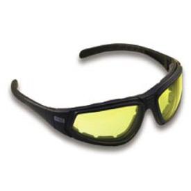 oculos albatross msa amarelo ideal tbm para ciclista noturno
