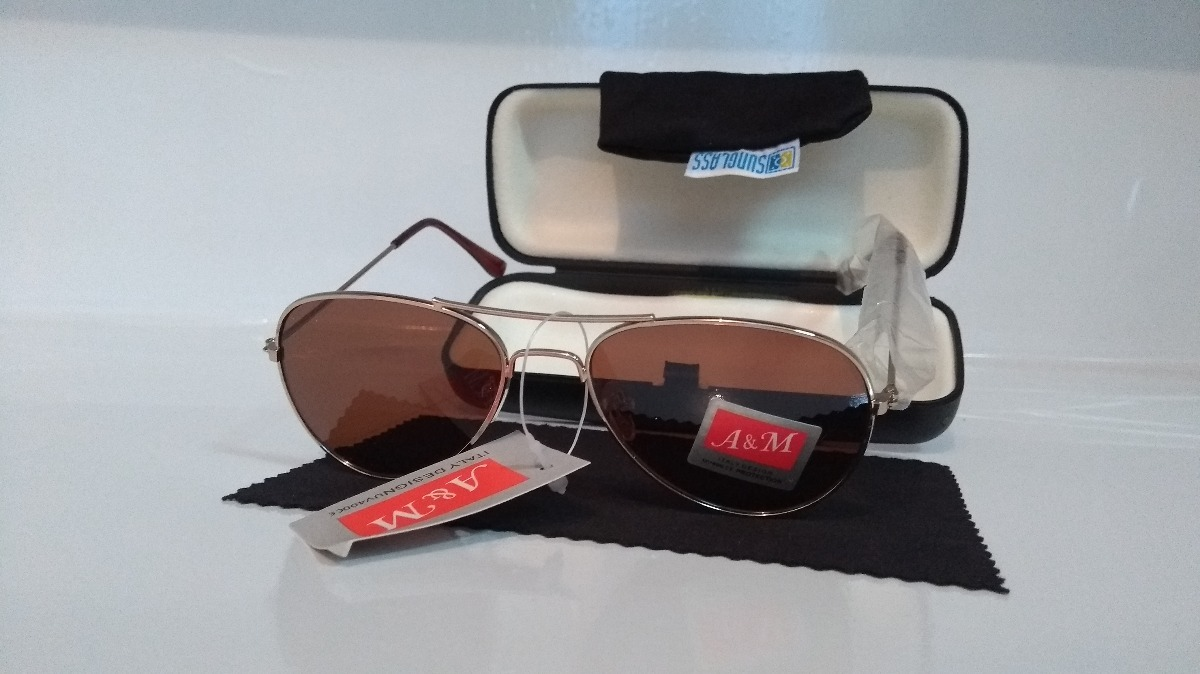7b1cd743b17ca óculos a m primeira linha, replica perfeita modelo aviador. Carregando zoom.