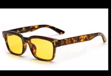 aa9a54d1d8456 Óculos Amarelo Para Luz Azul Pc
