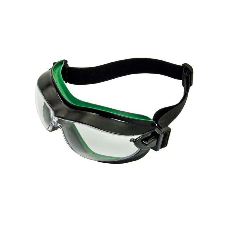 0afb395436e11 óculos ampla visão helix incolor carbografite. Carregando zoom.