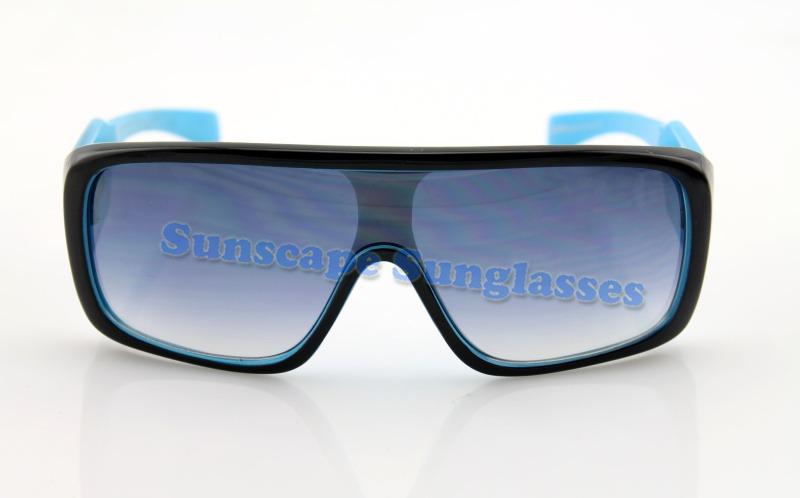 d9a05509a983e óculos amplifier evoke azul   preto solar lente degradê show. Carregando  zoom.