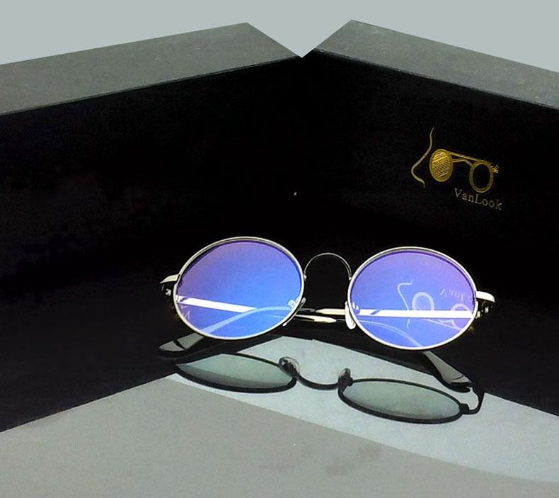 0d8ad54da8bad Óculos Ant Blue Para Computador Ant Raios Uv Modelo Redondo - R  128 ...