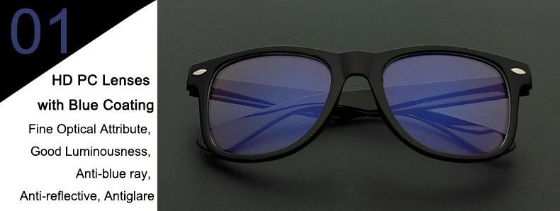 a97de24f2cb0a Óculos Anti-radiação   Ant-blue   Anti-reflexivo Unissex Pc - R  124 ...