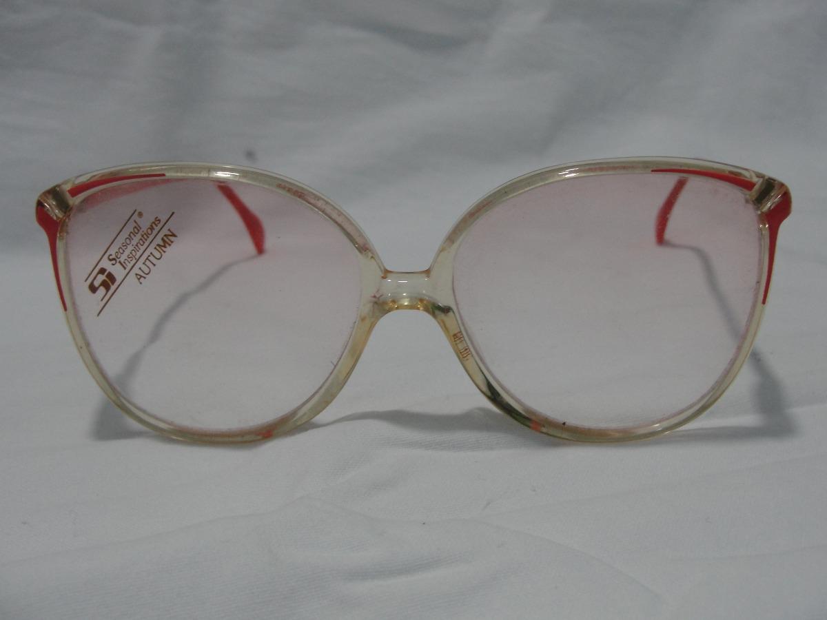30ceaac34 Oculos Antigo Armação Alemã Cód. 14g - R$ 149,99 em Mercado Livre