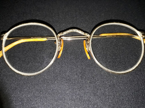 00101b756 Oculos Antigo 1910 Em Ouro no Mercado Livre Brasil