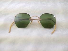 bc62a1cc6 Oculos Antigos De Ouro no Mercado Livre Brasil