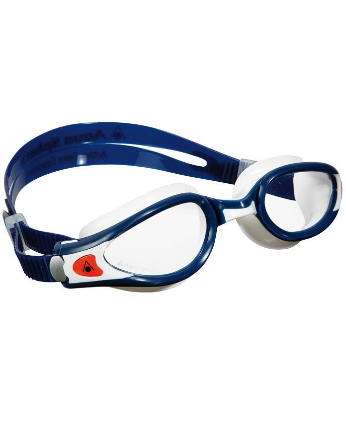 da4c22bbb Óculos Aqua Sphere Kaiman Exo Azul branco - Lente Transparen - R ...