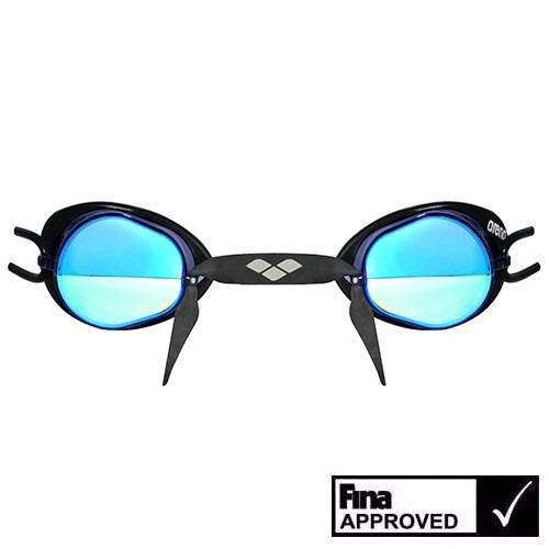 2caa6a6e4 Óculos Arena Swedix Espelhado Azul Speedo Natação Carbon Pro - R ...