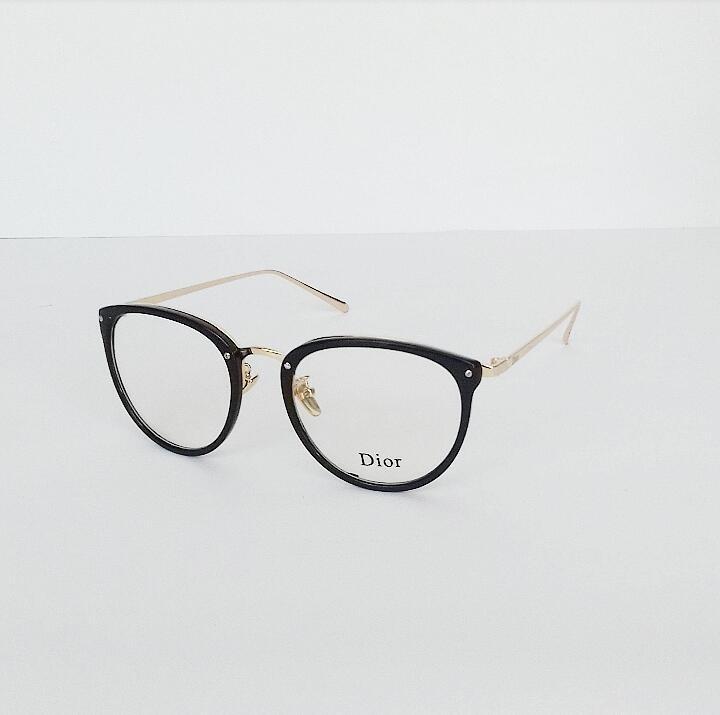 75c12f4488ca6 Oculos Armacao De Grau Acetato Feminino Redondo Geek Metal - R  48 ...