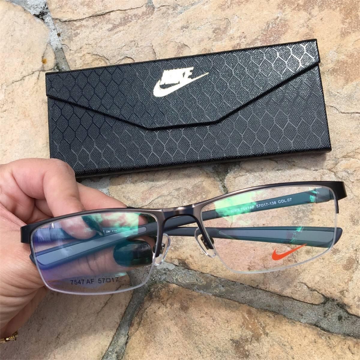 8ebb2aa5c Oculos Armacao Grau Ray Ban Tommy Armani Nike - R$ 159,00 em Mercado ...