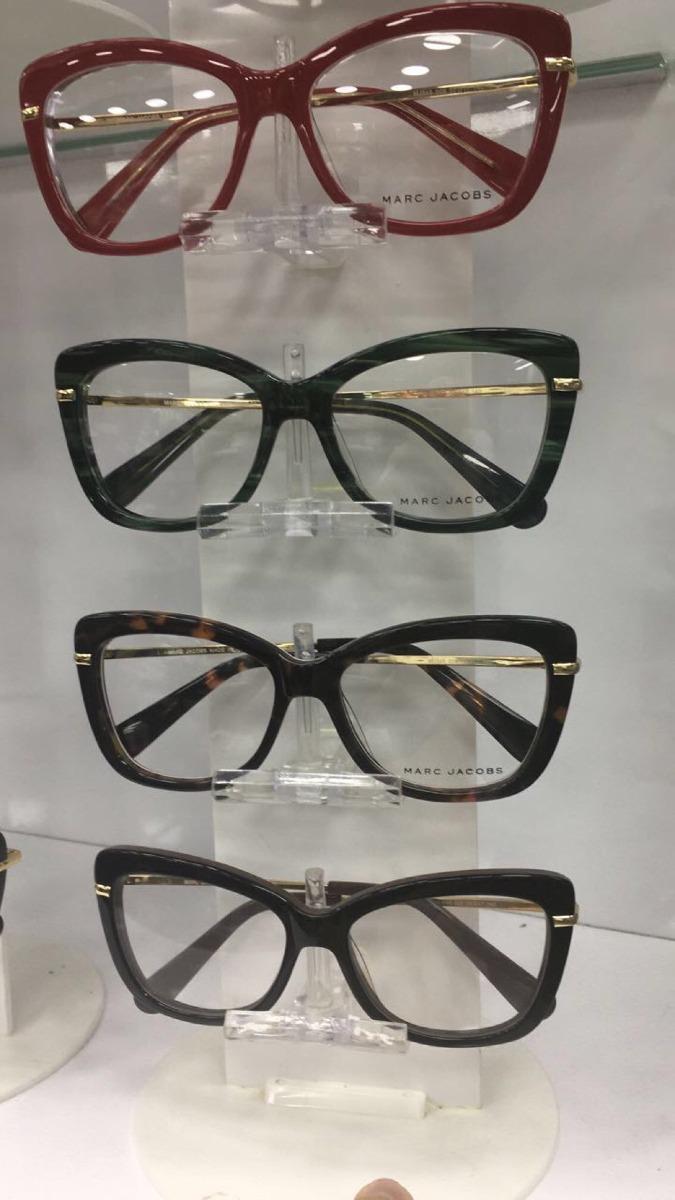 db4ac7203d26f oculos armacao marc jacobs original importado. Carregando zoom.