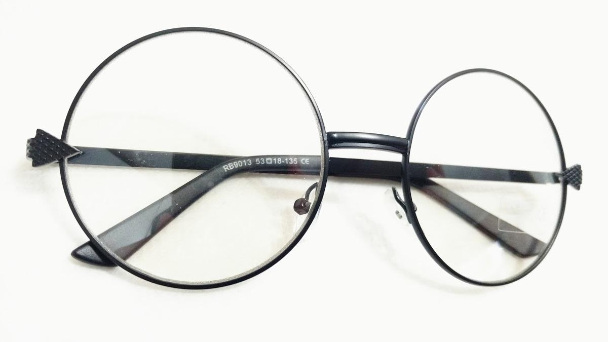 oculos armacao troca as lentes retro redondo unissex oferta. Carregando  zoom. cb937bfbbb