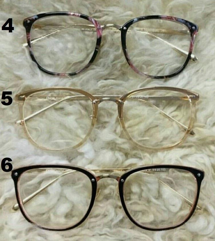 7841d0ca0 óculos armação da moda lente transparente redondo promoção. Carregando zoom.