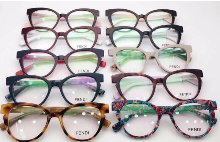 Óculos Armação De Grau Acetato Gatinho Geek + Frete - R  120,00 em ... 3414d3d5cd