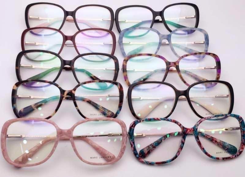 óculos armação de grau acetato gatinho marc jacobs novo. Carregando zoom. d7616e3f6f