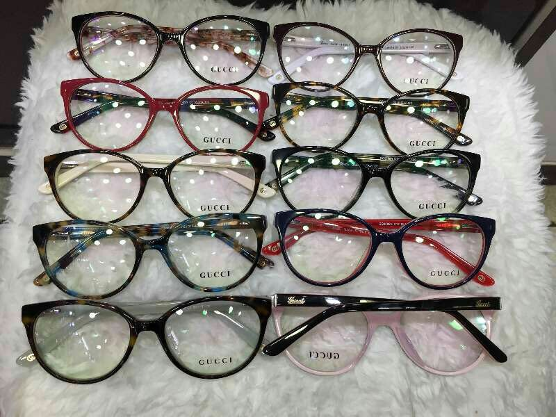 óculos armação de grau estilo gatinho retrô geek com brinde. Carregando  zoom. 76f0e8addc