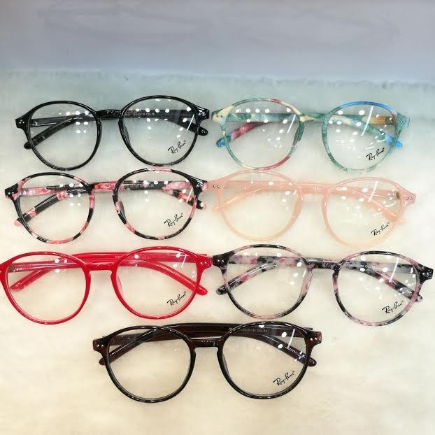 36fb56ebf3528 Óculos Armação De Grau Feminino Redondo Geek Metal C  Brinde - R ...