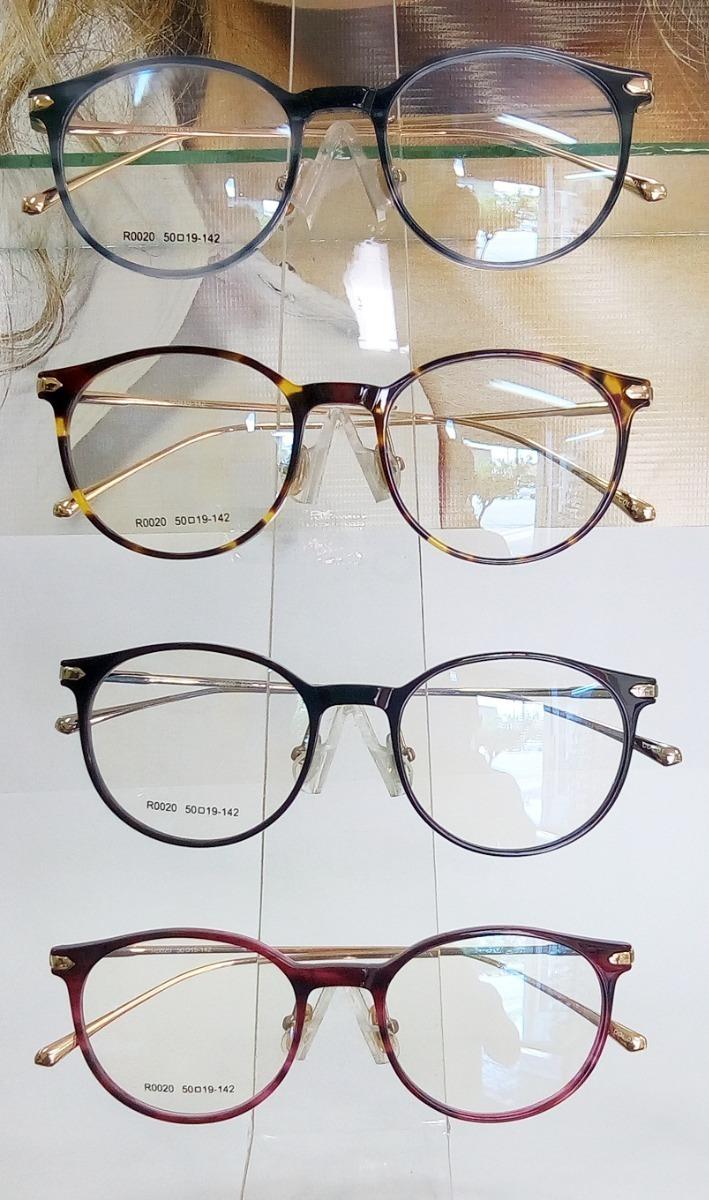f85ccb2417633 óculos armação de grau feminino redondo geek metal c  brinde. Carregando  zoom.