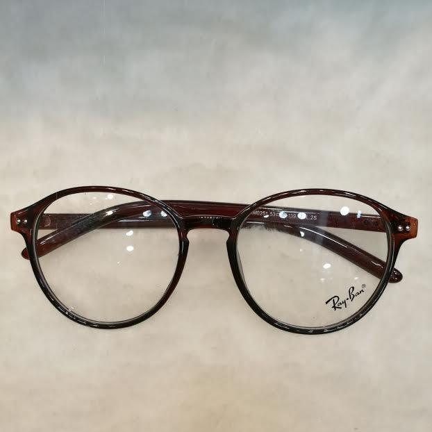 c3077df345121 Óculos Armação De Grau Feminino Redondo Geek Metal C  Brinde - R ...