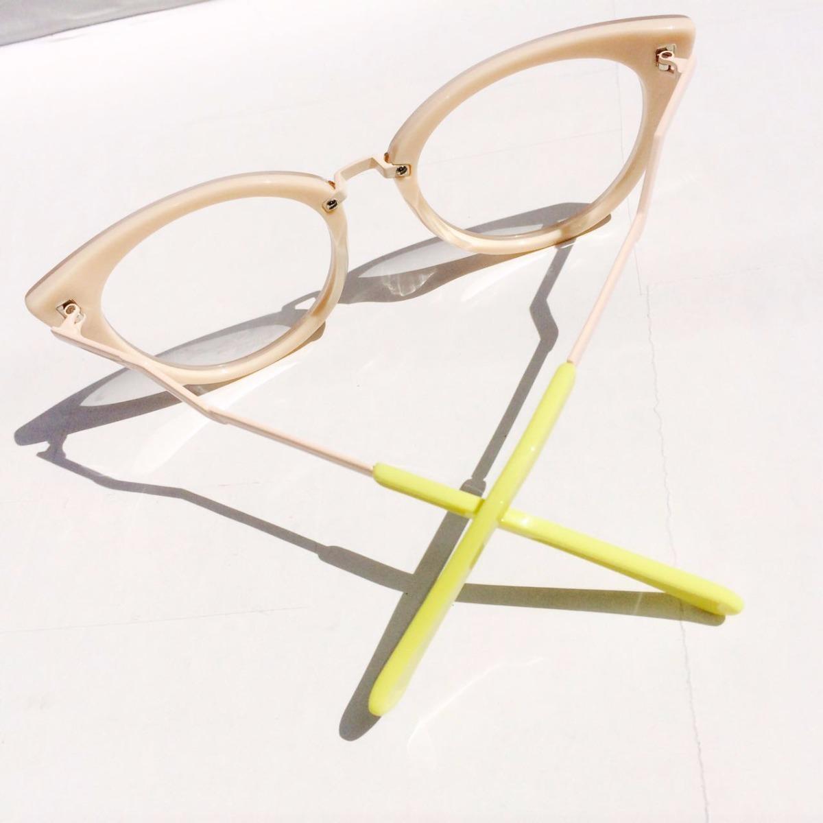 oculos armação de grau gatinho em acetato novo fendi -fe100. Carregando  zoom. 0f186cd0bb