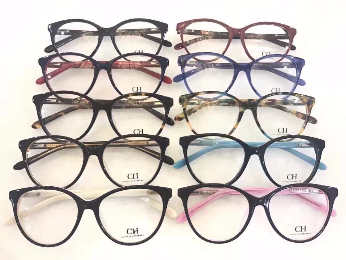 Óculos Armação De Grau Gatinho Geek Acetato Ch Frete +brinde - R  120,00 em  Mercado Livre ed411d9c36